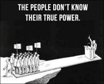 Direct Democracy - Power