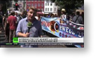 Direct Democracy Video: Germans protest Berlin's role in NSA spying - Brits do nothing about GCHQ